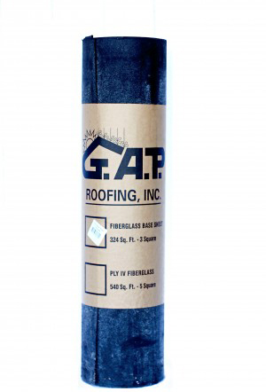 Gap Roofing Inorganic Fiberglass Mat Gap Fiberglass