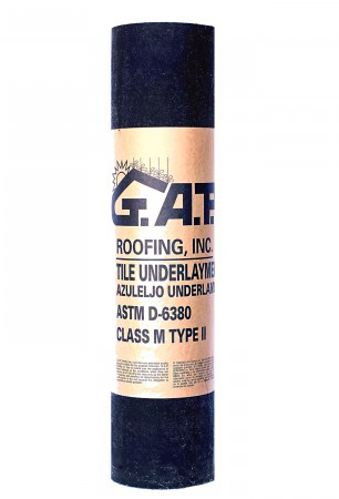 Gap Roofing Organic Roofing Felt Tile Underlayment