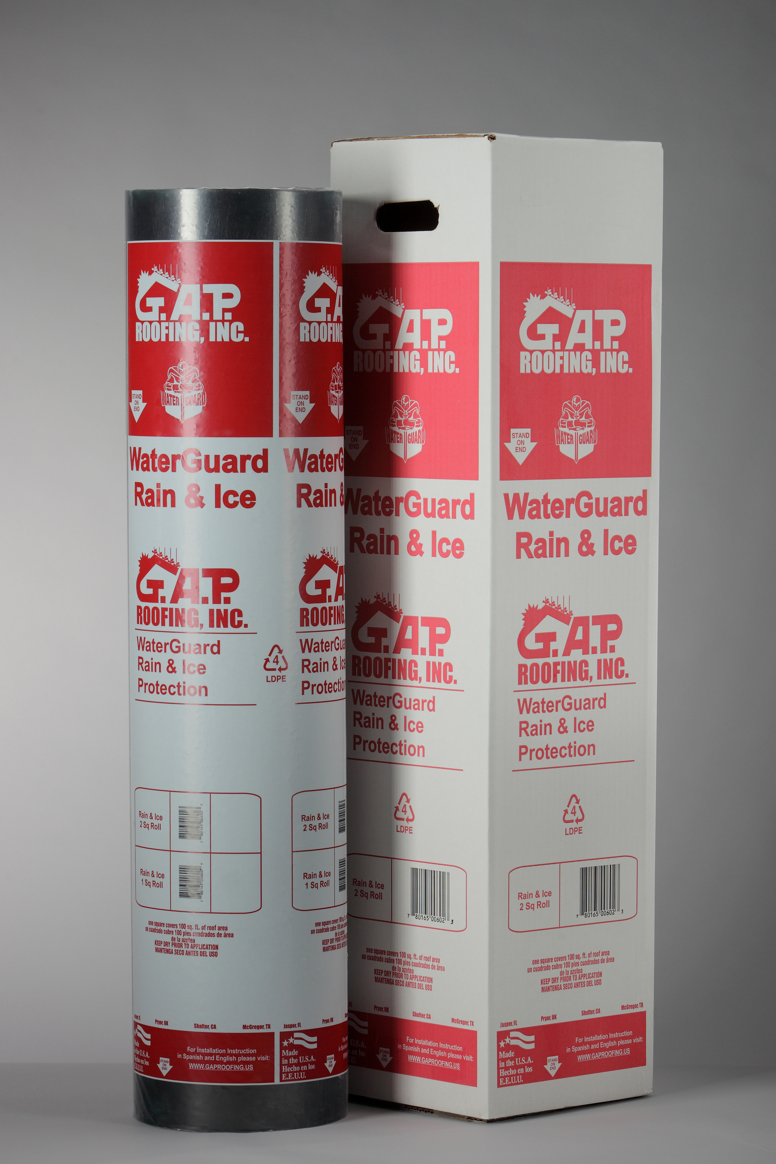 Gap Waterguard Rain Amp Ice Protection G A P Roofing