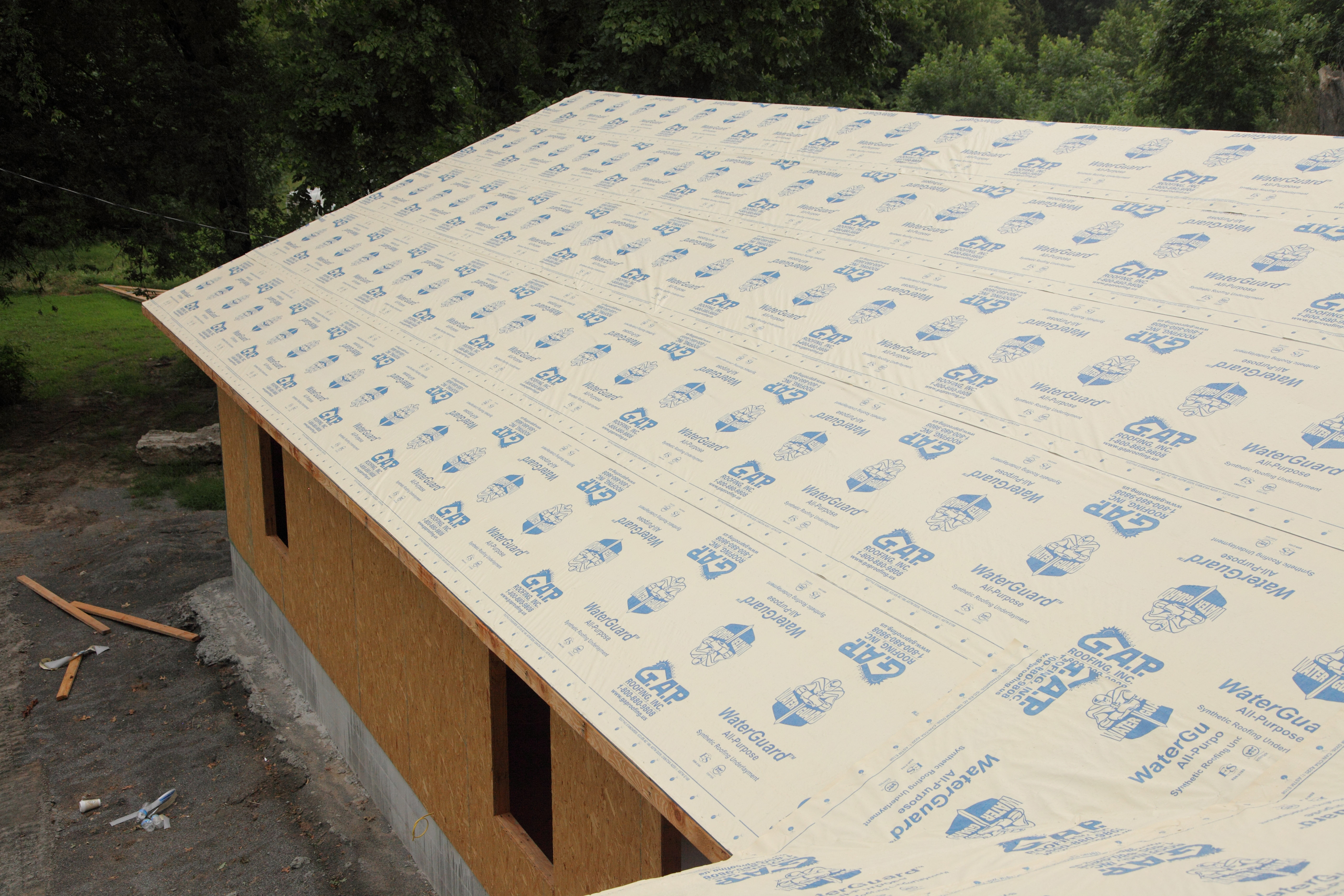 Gap Waterguard All Purpose G A P Roofing