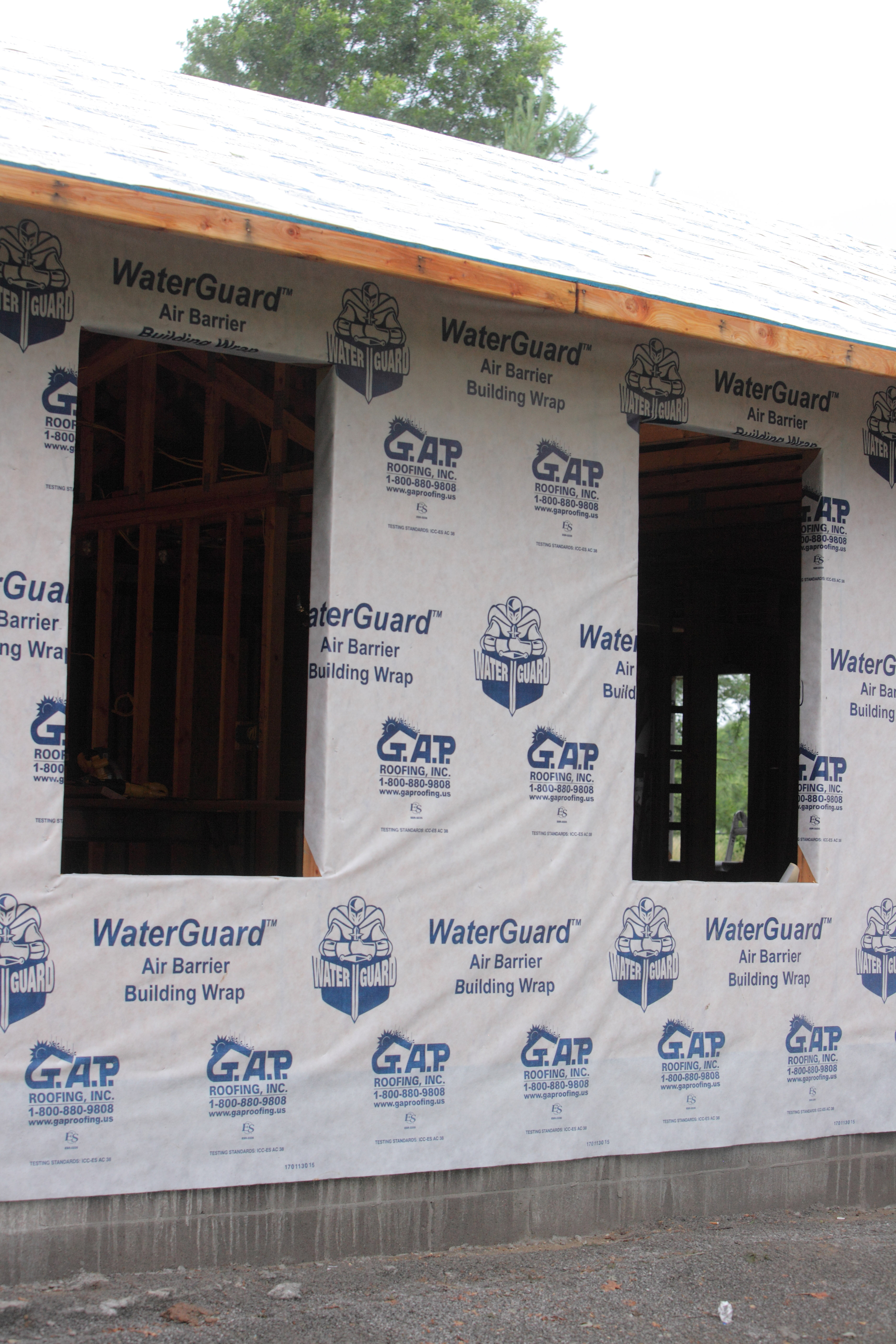 Gap Waterguard Air Barrier G A P Roofing